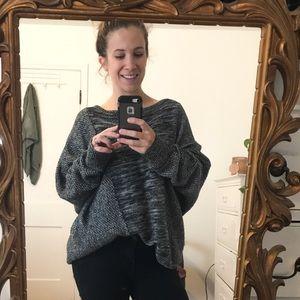 Valette oversized knit sweater